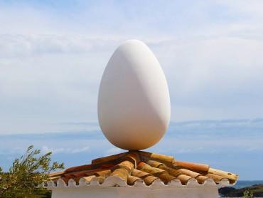 ポルトリガトにあるダリの卵の家に行こう!